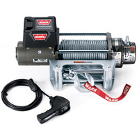 Warn XD9000 Winch  (12V)Steel Cable