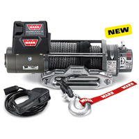Warn XD9000-s Winch (Synthetic Rope)