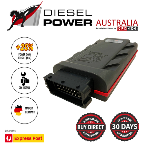 Land Rover Discovery 3 2.7 4x4 Diesel Power Module Tuning Chip
